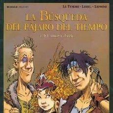 Cómics: CÓMICS. LA BÚSQUEDA DEL PAJARO DEL TIEMPO 5. EL AMIGO JAVIN - SERGE LE TENDRE/RÉGIS LOISEL/LIDWINE. Lote 285547793