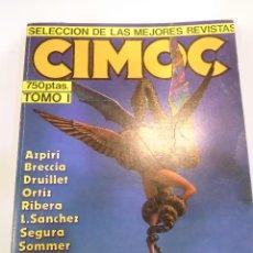 Cómics: CIMOC - RETAPADO CON 5 COMICS - NUMS 18 8 16 12 10. Lote 45549576