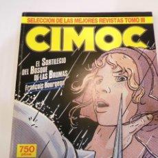 Cómics: CIMOC - RETAPADO CON 4 COMICS - NUMS 42 43 49 51. Lote 45549593
