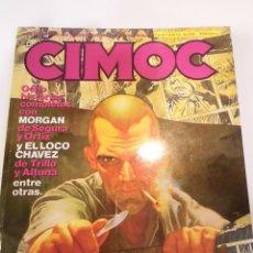 Cómics: CIMOC - RETAPADO CON 3 COMICS - NUMS 74 75 76. Lote 45549645