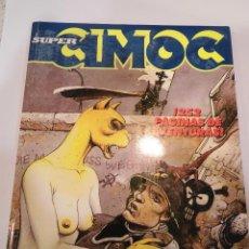 Cómics: CIMOC - RETAPADO CON 3 COMICS - NUMS 107 108 109. Lote 45549661