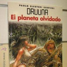 Cómics: DRUUNA Nº 7 EL PLANETA OLVIDADO NORMA OFERTA. Lote 243808790