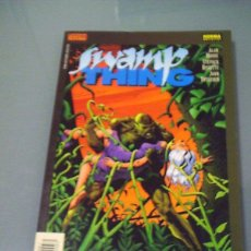 Comics - SWAMP THING. En el pantano - Alan Moore. - 45730364
