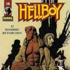 Cómics: HELLBOY. EL HOMBRE RETORCIDO. Lote 45754444