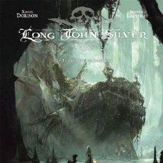Cómics: CÓMICS. LONG JOHN SILVER 3. EL LABERINTO ESMERALDA - XAVIER DORISON/MATHIEU LAUFF (CARTONÉ). Lote 45792387