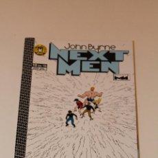Comics : NEXT MEN 12 NORMA JOHN BYRNE. Lote 45806377