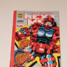 Comics : NEXT MEN 14 NORMA JOHN BYRNE. Lote 45806380