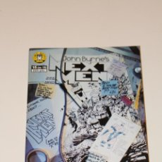 Comics : NEXT MEN 15 NORMA JOHN BYRNE. Lote 45806381