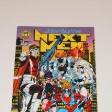 Comics : NEXT MEN 16 NORMA JOHN BYRNE. Lote 45806383