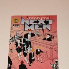 Comics : NEXT MEN 18 NORMA JOHN BYRNE. Lote 45806387