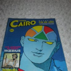 Cómics: REVISTA CAIRO N. 60 ESPECIAL FIN DE AÑO. Lote 45828363