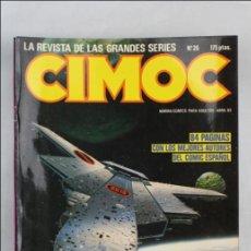 Cómics: CÓMIC CIMOC - NÚMERO 26 - EDITA NORMA COMICS - AÑO 1983. Lote 45860790