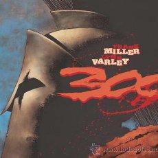 Cómics: CÒMICS. 300 (EDICIÓ EN CATALÀ) - FRANK MILLER/LYNN VARLEY (CARTONÉ). Lote 45862204