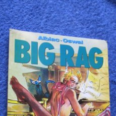 Cómics: NORMA EDITORIAL : COLECCION MURO Nº 16. BIG RAG. ALBIAC-OSWAL.TAPA CARTONE. Lote 45864903