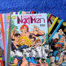 Cómics: NORMA EDITORIAL. NEXT MEN. JOHN BYRNE. COLECCIO COMPLETA. 19 NUMEROS.. Lote 45895537