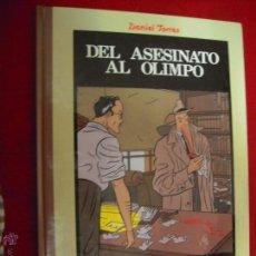 Cómics: DEL ASESINATO AL OLIMPO - LOS ALBUMES DE CAIRO 11 - DANIEL TORRES - CARTONE. Lote 45907492