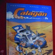 Cómics: CALAGAN - FONTENAY & PERNA & FANE - CARTONE. Lote 45907661