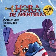 Comics - Cómics. HORA DE AVENTURAS: CHUCHES DETECTIVES - Panagariya/Ota/McGinty/Otros - 45933541