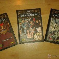 Cómics: PACK LAS EXTRAORDINARIAS AVENTURAS DE ADELE BLANC-SEC DE TARDI. 3 INTEGRALES DE NORMA ED. AÑO 2010. Lote 45967125