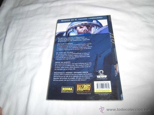 Cómics: STAR CRAFFT PRIMERA LINEA VOLUMEN Nº 1.JOSH ELDER - Foto 4 - 46080585