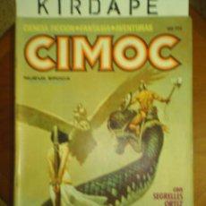 Cómics: CIMOC Nº 2. Lote 46081876