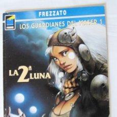 Cómics: LOS GUARDIANES DEL MASER 1 - LA 2 ª LUNA - NORMA EDITORIAL - FREZZATO - COLECCION PANDORA. Lote 46082849