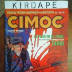 Cómics: CIMOC Nº 8. Lote 46096080
