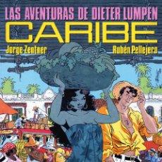 Cómics: LAS AVENTURAS DE DIETER LUMPEN - CARIBE - Nº65. Lote 46137465