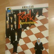 Cómics: RORK. CAPRICORNIO, DE ANDREAS. Lote 46156130