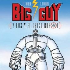 Comics - Cómics. BIG GUY Y RUSTY EL CHICO ROBOT - Frank Miller/Geof Darrow (Cartoné) - 46235675