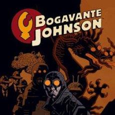 Cómics: CÓMICS. BOGAVANTE JOHNSON 01. EL PROMETEO DE HIERRO - MIKE MIGNOLA/JASON ARMSTRONG. Lote 46236481