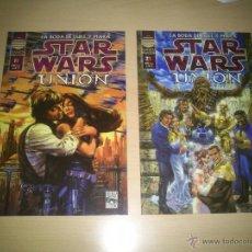 Cómics: STAR WARS UNION - COMPLETA NORMA - MUY BUEN ESTADO. Lote 46333920