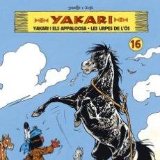 Cómics: CÒMICS. YAKARI 16 (CATALÀ) (CARTONÉ). Lote 235818305
