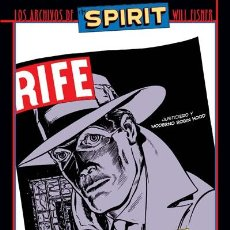 Cómics: CÓMICS. LOS ARCHIVOS DE THE SPIRIT 22 - WILL EISNER (CARTONÉ). Lote 257325880