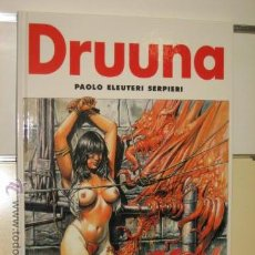 Cómics: DRUUNA Nº 2 NORMA OFERTA TAPA DURA. Lote 270593883
