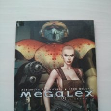 Cómics: MEGALEX 1. LA ANOMALIA - JODOROWSKY/BELTRAN - NORMA EDITORIAL - CARTONÉ. Lote 46655746