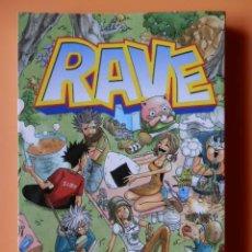 Cómics: RAVE. Nº 27 - HIRO MASHIMA. Lote 46656649