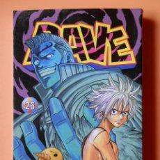 Cómics: RAVE. Nº 26 - HIRO MASHIMA. Lote 46656667