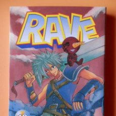 Cómics: RAVE. Nº 18 - HIRO MASHIMA. Lote 46656735