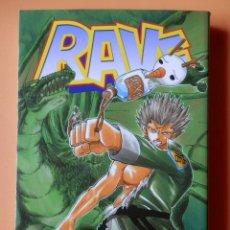 Cómics: RAVE. Nº 19 - HIRO MASHIMA. Lote 46656737