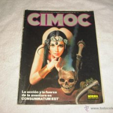 Cómics: CIMOC Nº 101. Lote 46663273
