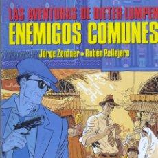 Cómics: DIETER LUMPEN (CIMOC EXTRA COLOR Nº46). JORGE ZENTNER Y RUBÉN PELLEJERO. Lote 46726244