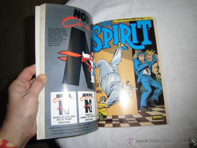 Cómics: SUPER THE SPIRIT Nº6 DEL 28 AL 32 - Foto 2 - 46799489