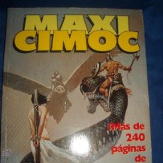 Cómics: MAXI CIMOC Nº1 EDITORIAL NORMA.PERFECTO ESTADO.. Lote 46880800