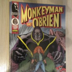 Comics: MONKEYMAN AND O´BRIEN. Lote 46900604