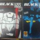 Cómics: BLACK KISS #1-12 (NORMA, 1990-1991). Lote 136567021