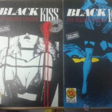 Cómics: BLACK KISS #1-12 (NORMA, 1990-1991). Lote 46999950