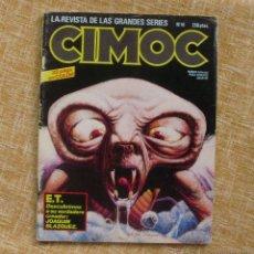 Cómics: CIMOC, NÚMERO 41, REVISTA / COMIC, NORMA EDITORIAL, JULIO DE 1984, EL TEBEO PARA ADULTOS, USADO. Lote 47021281