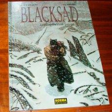 Cómics: CÓMIC 'BLACKSAD. ARCTIC-NATION' (DÍAZ CANALES, GUARNIDO). Lote 47030384