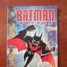Fumetti: BATMAN BEYOND NORMA EDITORIAL C2. Lote 47040281